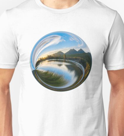Natural Globe Unisex T-Shirt