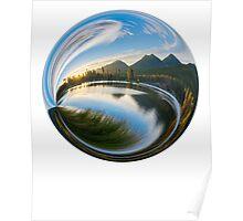 Natural Globe Poster