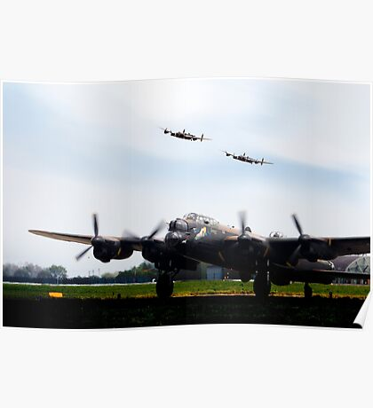 Three Bombers  Poster