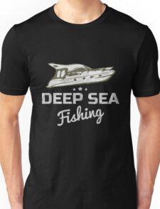 Deep Sea Fishing T-Shirt Unisex T-Shirt