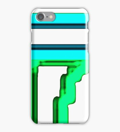 Tube Colors #4.1 No Background iPhone Case/Skin