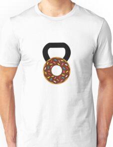 Kettlebell Donut Unisex T-Shirt