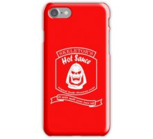 Skeletor's Hot Sauce iPhone Case/Skin