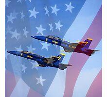 U.S. Navy Blue Angels Photographic Print
