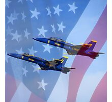 U.S. Navy Blue Angels Photographic Print