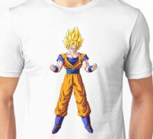 Super Saiyan Goku DBZ Unisex T-Shirt