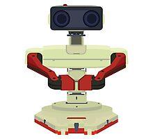 Robot R.O.B. Vector Photographic Print