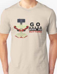 Robot R.O.B. Vector Unisex T-Shirt
