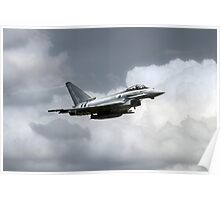 RAF Typhoon  Poster