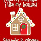 Gingerbread House by merrypranxter