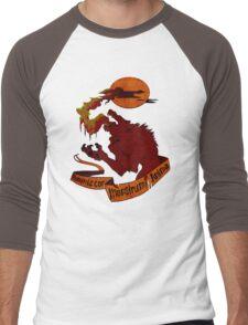 Human Heart, Monster Soul Men's Baseball ¾ T-Shirt