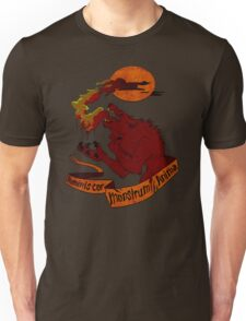 Human Heart, Monster Soul Unisex T-Shirt