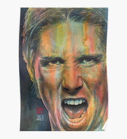 Fernando Torres - Liverpool FC (2) Poster