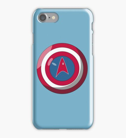 Captain Federation iPhone Case/Skin