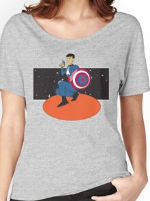 Captain Federation: Spock Women's Relaxed Fit T-Shirt