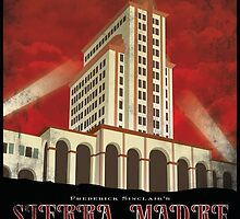 "Fallout - Sierra Madre ""Mojave Blood"" by ATate"