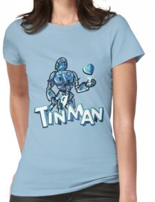 """""""Tin Man"""" By Dreamscape Colony Womens Fitted T-Shirt"""