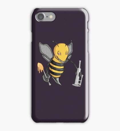 Bee Dab (No Text) iPhone Case/Skin