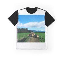Farm Life Graphic T-Shirt