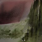 Fur trees by Catrin Stahl-Szarka