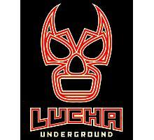 Lucha Underground Photographic Print