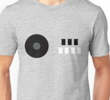 Smooth shapes! : IIDX controller Unisex T-Shirt