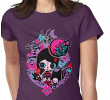 Gothalicious  Womens Fitted T-Shirt