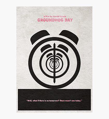 Groundhog Day Photographic Print
