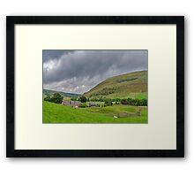 Keld Views Framed Print