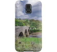 Swaledale Packhorse Bridge Samsung Galaxy Case/Skin
