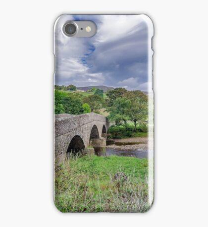 Swaledale Packhorse Bridge iPhone Case/Skin
