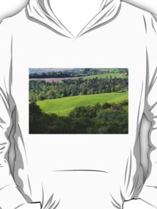 hilly landscape T-Shirt