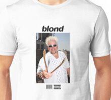 Frank Ocean x Guy Fieri - Blonde Unisex T-Shirt