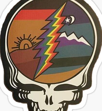 Dead in the Desert Sticker