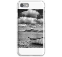 Boat North Wales Coast iPhone Case/Skin