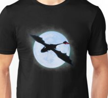 Full Moon Dragon Unisex T-Shirt