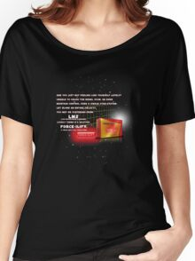 Force-ilify Women's Relaxed Fit T-Shirt