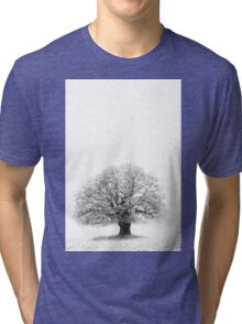 Pale Tree Tri-blend T-Shirt