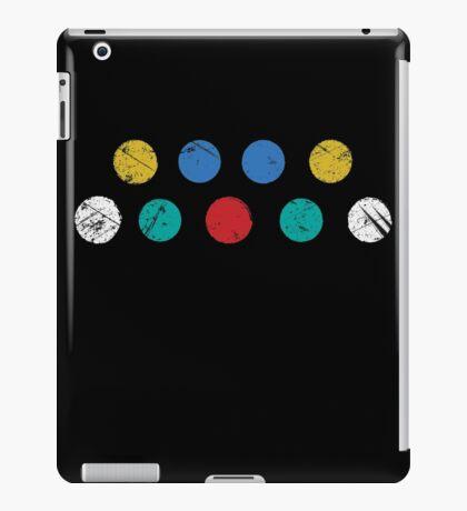 Ruth shapes! : Pop'n controller iPad Case/Skin