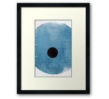 Excession Framed Print