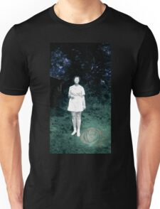 Woman flower Unisex T-Shirt