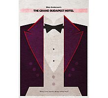 The Grand Budapest Hotel Photographic Print