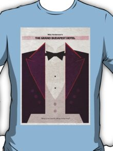 The Grand Budapest Hotel T-Shirt