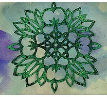 Lace Mandala Photographic Print