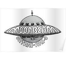 Moonbeam, Ontario Poster