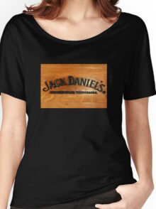 jack daniels Women's Relaxed Fit T-Shirt