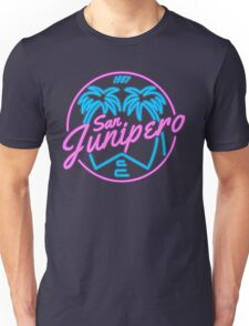Black Mirror San Junipero NEON Unisex T-Shirt
