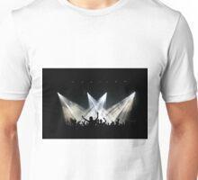 Gig crowd Unisex T-Shirt