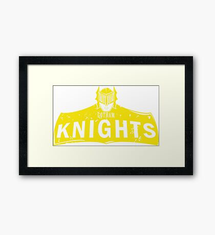 Gotham Knights Framed Print