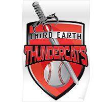 Thunder, Thunder Poster